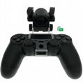 PS4遊戲手柄座充PS4slimPRO手柄雙充PS4手柄充電器充電座 2