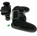 PS4遊戲手柄座充PS4slimPRO手柄雙充PS4手柄充電器充電座 3
