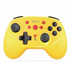 IPEGA Switch迷你蓝牙游戏手柄 支持无线/有线连接带6轴游戏手柄