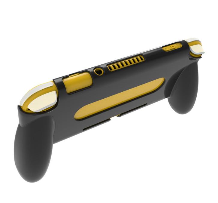 switch lite主机握把手把式保护壳NS mini防滑手柄托架支架 3