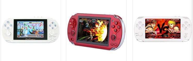 新款经典迷你GB内置300款FC红白机游戏掌机支持双打手柄 14