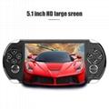 X9 5 inch Retro Video Game Handheld
