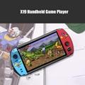 X19復古手持遊戲機8GB 16GB 7.0英吋液晶彩色屏幕視頻遊戲機 11