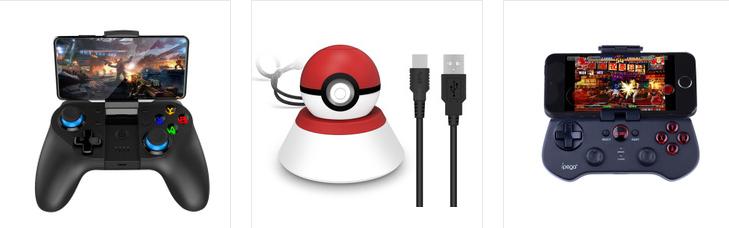 八位堂8Bitdo創意十字小白燈Dpad USB HUB多功能分線器擴展集線器 10
