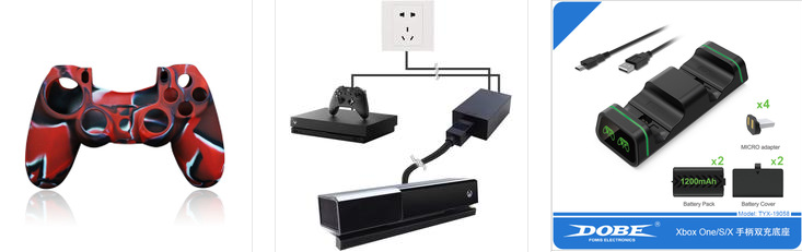 八位堂8Bitdo創意十字小白燈Dpad USB HUB多功能分線器擴展集線器 14