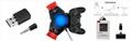 八位堂8Bitdo創意十字小白燈Dpad USB HUB多功能分線器擴展集線器 15