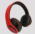 炫彩发光B39头戴式无线蓝牙耳机手机电脑通用生产厂家 2