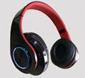 炫彩发光B39头戴式无线蓝牙耳机手机电脑通用生产厂家 3