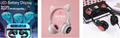 炫彩发光B39头戴式无线蓝牙耳机手机电脑通用生产厂家 9