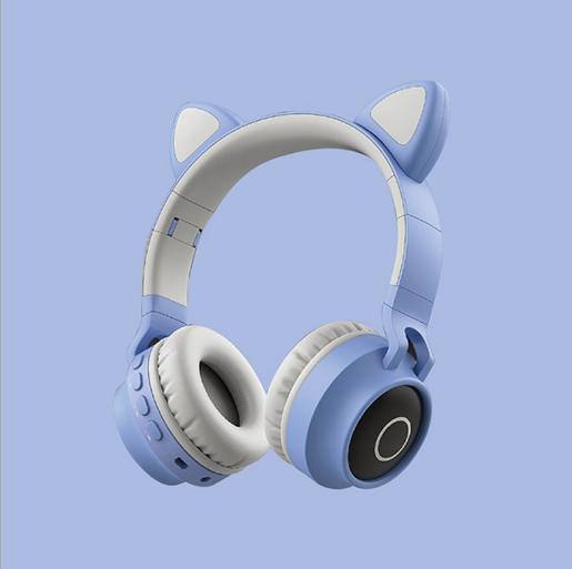 炫彩发光B39头戴式无线蓝牙耳机手机电脑通用生产厂家 15