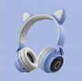 炫彩发光B39头戴式无线蓝牙耳机手机电脑通用生产厂家 17