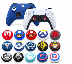 Thumb Stick Grip Cap for PS5 Joystick Cover Case For PS 5 Dualshock 5 PS5
