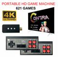 跨境爆款迷你游戏机 HDMI电