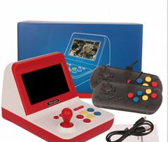 搖桿迷你遊戲機 復古懷舊遊戲機 掌上雙人大屏遊戲機