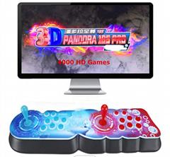 newest retro video games game board RRTV 18S pro arcade 8000in13D wifi version