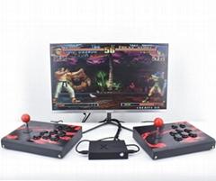 pandora box 3D WIFI 10000 in one retro arcade machine double rocker video game