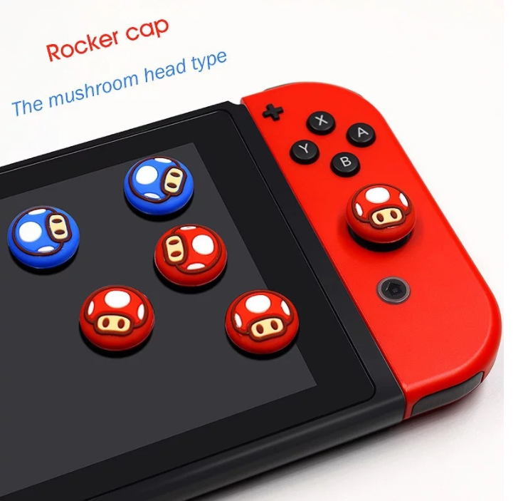 switch joy-con controller Ns left and right hand switch oled rocker cap 7