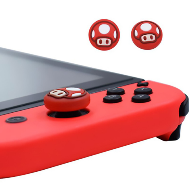 switch joy-con controller Ns left and right hand switch oled rocker cap 9