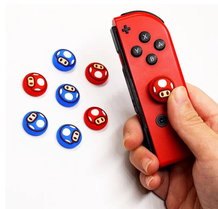 switch joy-con controller Ns left and right hand switch oled rocker cap 12
