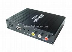 DVB-T Receiver for Car (