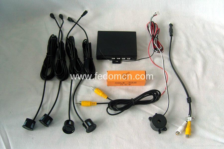 Video Parking Sensor 1