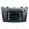 Car DVD GPS for Mazda 3  (C7028M3)