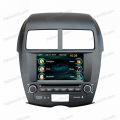 Car DVD GPS for Mitsubishi ASX(C7058MA)