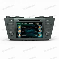 Car DVD GPS for Mazda 5(C7098M5)