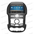 Car DVD player for Ford Ranger GPS