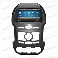 Car DVD player for Ford Ranger GPS Navigation System
