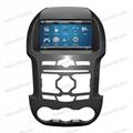 Car DVD player for Ford Ranger GPS Navigation System 7