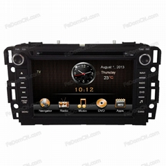 Car DVD GPS for Chevrolet Aveo/Impala/Avalanche/Express/Tahoe/GMC Yukon(I7026GY)