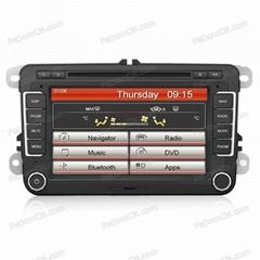 Car DVD GPS For VW Tiguan/ Passat/ Golf 6/ Jetta(I7037V1)