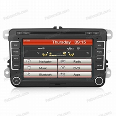 FeDom® VW Tiguan CC Golf Passat B6 Bora Car DVD GPS Audio Radio RDS BT A2DP