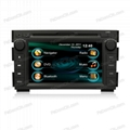 Car DVD GPS For Kia Ceed(C6227KC)