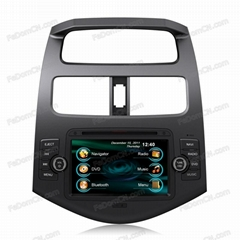 Car DVD GPS for Chevrolet Spark(C7075CS)