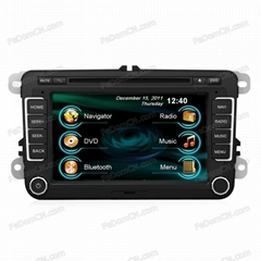 Car DVD GPS For VW B6 / Sagitar / Magotan / Touran / Golf V / Jetta(C7010VM)