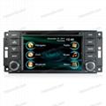 Car DVD GPS for Jeep Wrangler\