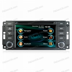 Car DVD GPS for Jeep Wrangler\ Compass(C6230DJ)