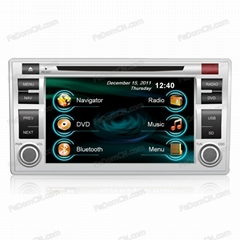 Car DVD GPS for Hyundai New Santa Fe (C6208HS)