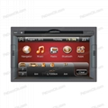 Car DVD GPS for Peugeot 3008(C7132P3)