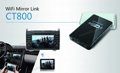 WiFi Mirror Link Box for Car