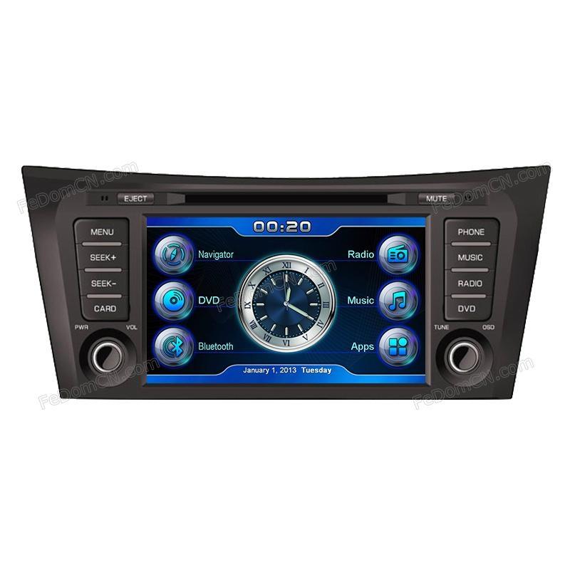 Car DVD GPS for Nissan Xtrail(C8108NX) 1