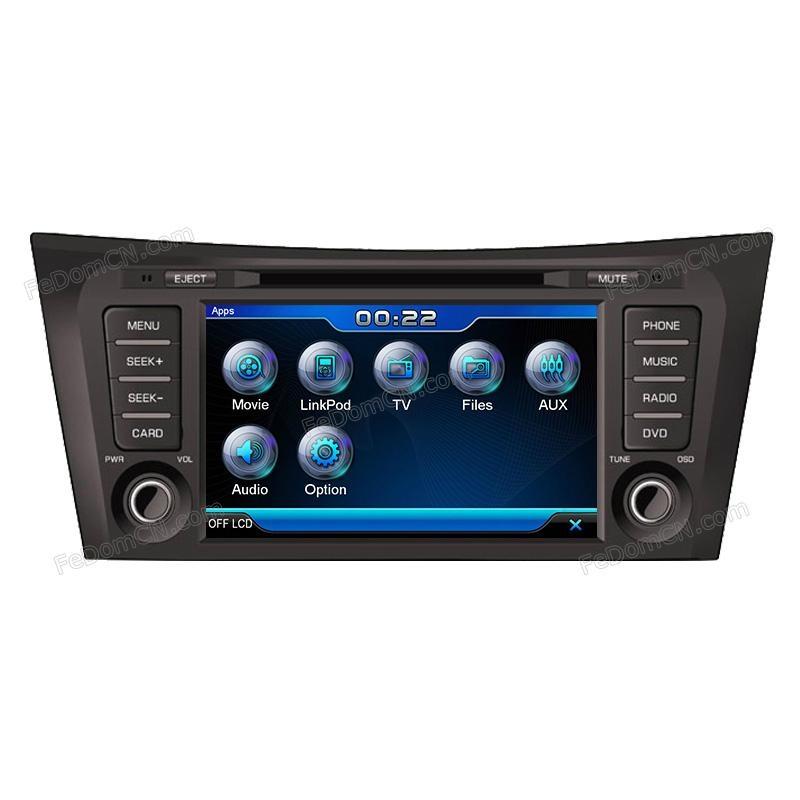 Car DVD GPS for Nissan Xtrail(C8108NX) 2