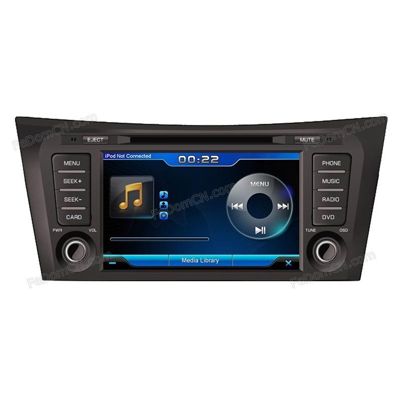 Car DVD GPS for Nissan Xtrail(C8108NX) 3
