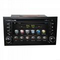 Android Car DVD GPS For  Audi A4