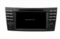 Android Car DVD GPS For  Benz W211