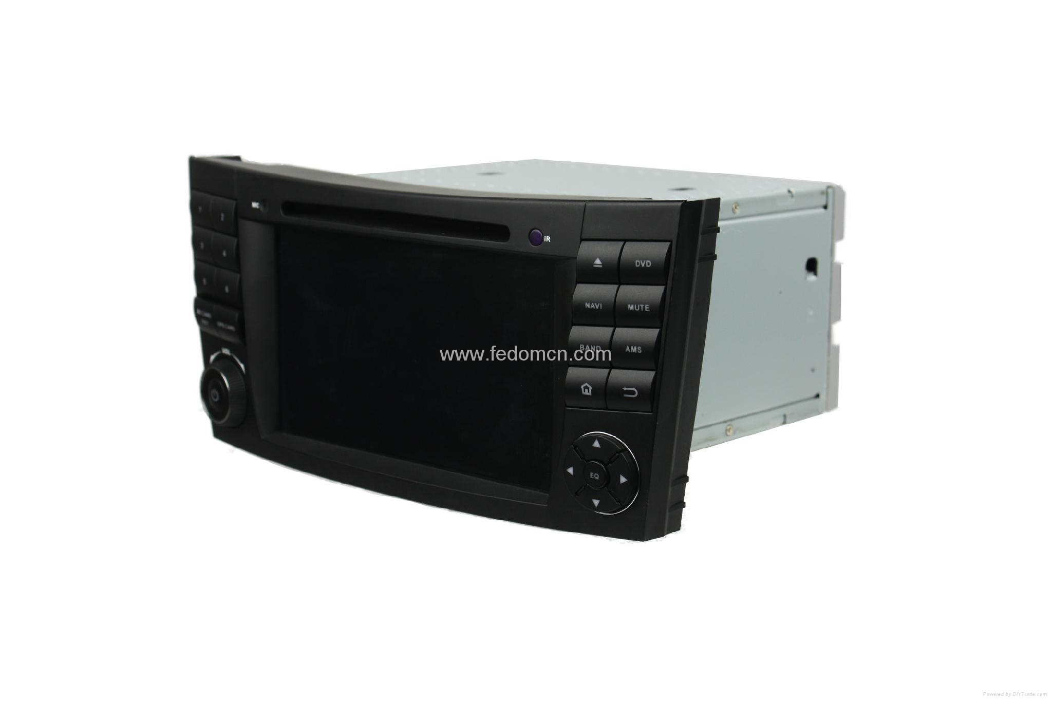 Android Car DVD GPS For  Benz W211 3
