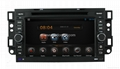Android Car DVD GPS For Chevrolet