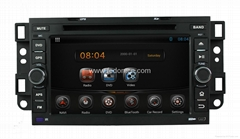 Android Car DVD GPS For Chevrolet Capativa S7017
